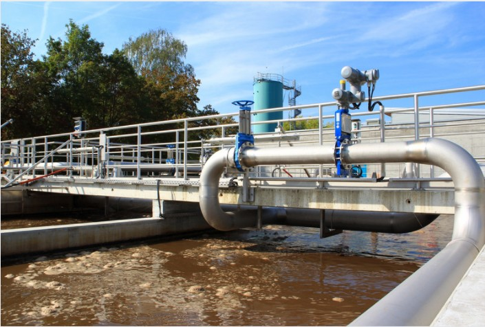 Investigation and study of commonly used biocides for industrial water treatment