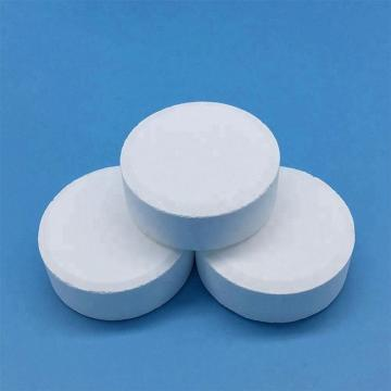 TRICHLOROISOCYANURIC ACID(TCCA)CAS No.: 87-90-1 Swimming Pool Chemicals